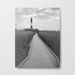 Wander often - Fire Island Metal Print