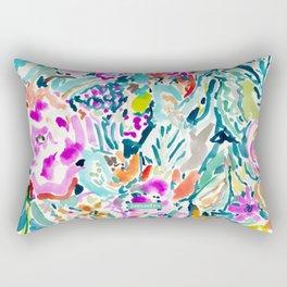 GARDEN GRAVY FLORAL Rectangular Pillow
