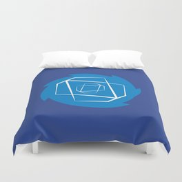 Sonic-Dash Duvet Cover