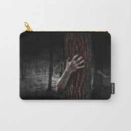 Fear in the Woods Carry-All Pouch