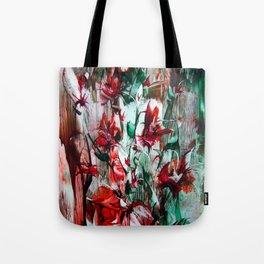 RedLilies Tote Bag