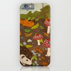Woodland critters (coloured) Slim Case iPhone 6s