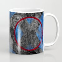 beast Mugs featuring Beast by Some_Designs