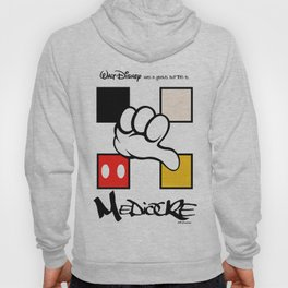 Mediocre Mickey Mouse (T2) Hoody