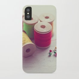 It's the simple things... iPhone Case