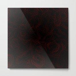 Lawa  (A7 B0088) Metal Print
