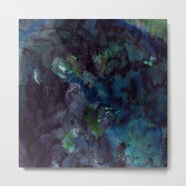 Vellum Bliss No. 7D by Kathy Morton Stanion Metal Print