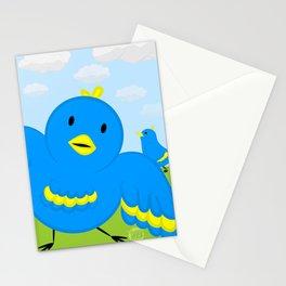 Birdy's 1 Stationery Cards