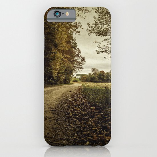 in the distance iPhone & iPod Case