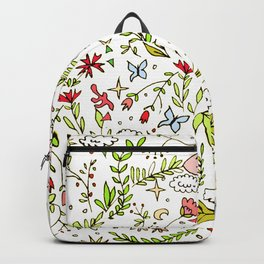Enjoy the little things Backpack