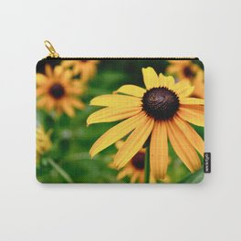 Black-Eyed Susan. Carry-All Pouch