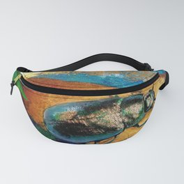 Gilded Beetle Fanny Pack