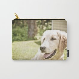 Young Golden Carry-All Pouch