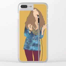Janis Clear iPhone Case