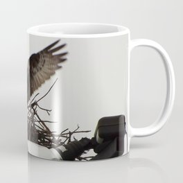 Osprey female- Arnprior 2017 Coffee Mug
