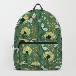 Dandelion Day Backpack