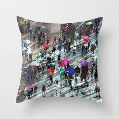 Amsterdam 34 Throw Pillow
