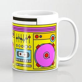 Boom Box Coffee Mug
