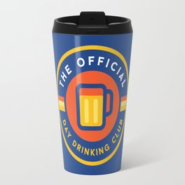 Day Drinking Club Travel Mug