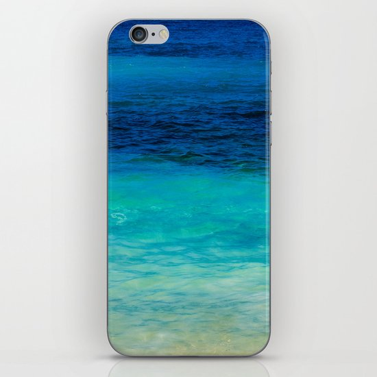 SEA BEAUTY iPhone & iPod Skin