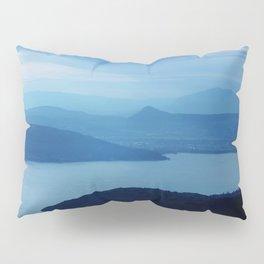 Lac d'Annecy Pillow Sham