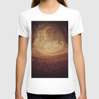 narnia T-shirts featuring Where's the white rabbit?  by Sparks of Fire