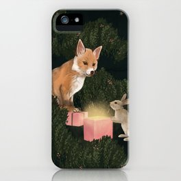 the peace offering iPhone Case