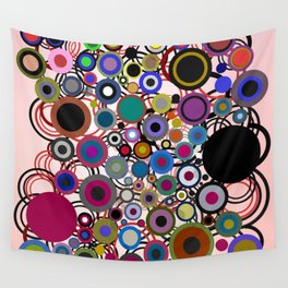 Abstract composition 136 Wall Tapestry