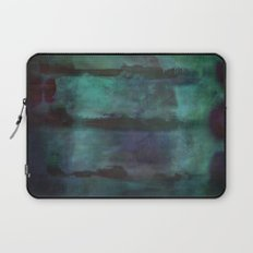 Abstract - Silhouette Laptop Sleeve