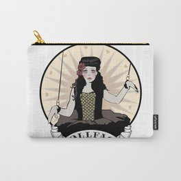Doll Face Carry-All Pouch