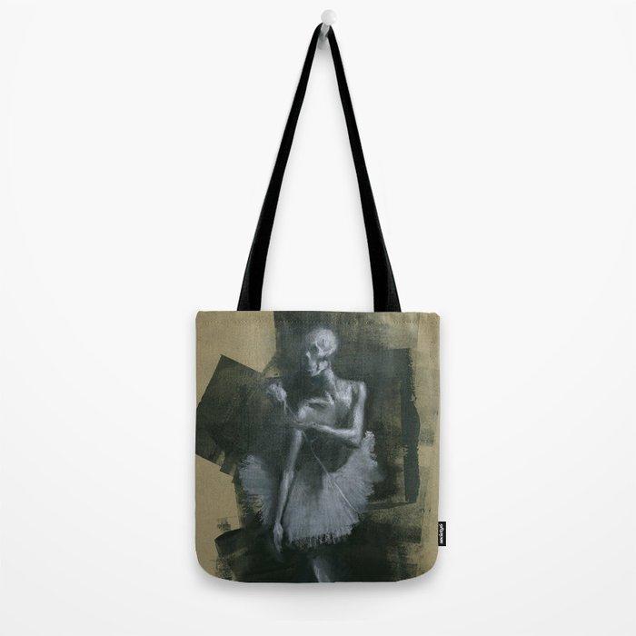 The Dark Dancer Tote Bag