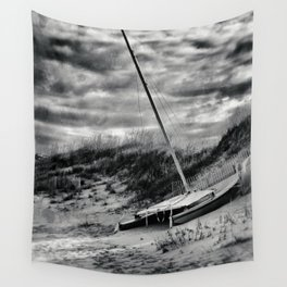 Dune Sailing Wall Tapestry