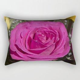Valentine's Day Roses 28 Rectangular Pillow