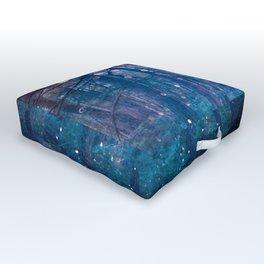 Fairy Lights Outdoor Floor Cushion