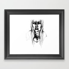 Astair Framed Art Print