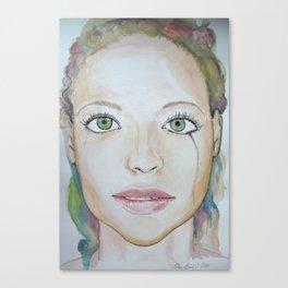 Feelings Are Beautiful Canvas Print
