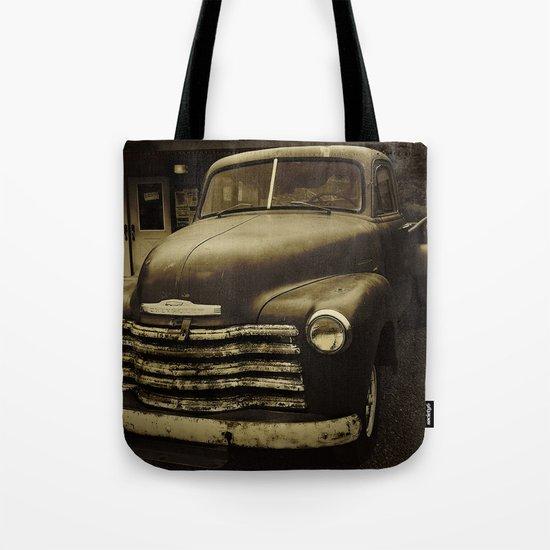 Souls Like the Wheels Tote Bag