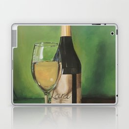 White wine, Still life Laptop & iPad Skin