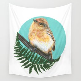 Eastern Robin Wall Tapestry
