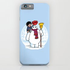 Inflatable Snowman Slim Case iPhone 6s