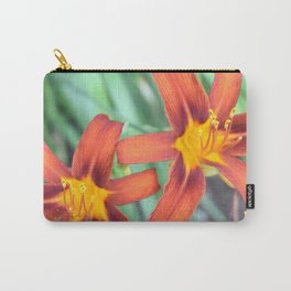 Two Tiger Lilies | Nadia Bonello Carry-All Pouch