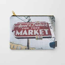 Art Deco SF Carry-All Pouch