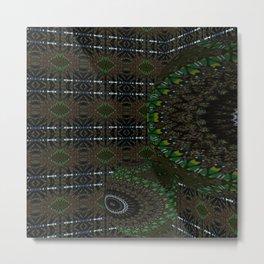 Greenball Room 1 Metal Print