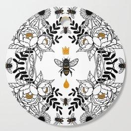 Queen Bee Cutting Board