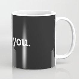 NO FEELING IS PERMANENT Coffee Mug