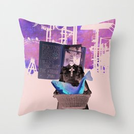 I bless the day I've found you Throw Pillow