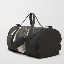 Bianca Sforza by Leonardo da Vinci Duffle Bag