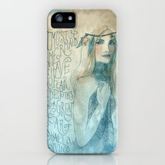 I must be a mermaid Slim Case iPhone (5, 5s)