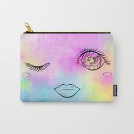 Sparkle Wink Carry-All Pouch