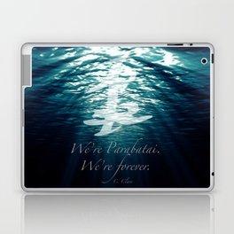 Shadow - Forever parabatai Laptop & iPad Skin